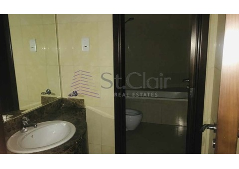 Spacious 1BR w/ Balcony| Chiller Free | 6 Cheques