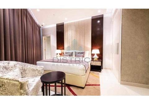 Spacious 1 BR | Lavish Location | Near Dubai Mall