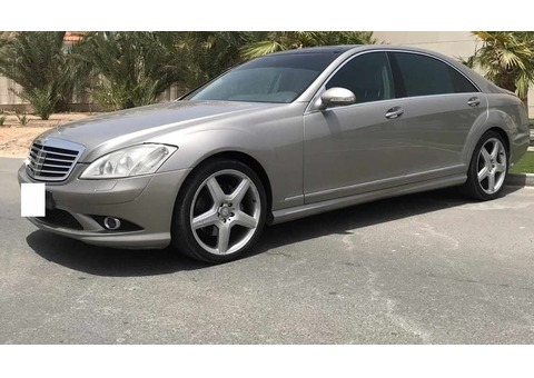 RAMADAN OFFER! MERCEDES S350 , FULL OPTION , MINT CONDITION