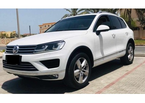 RAMADAN OFFER! FULL OPTION TOUAREG , 1440/- MONTHLY 0 DOWN PAYMENT, M