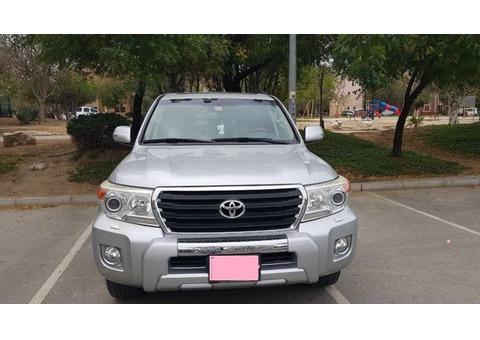 Toyota Land cruiser 2012 model for sale
