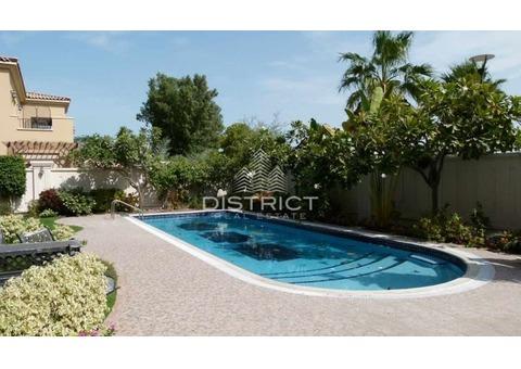 Spectacular 4 BR Villa in Saadiyat Beach
