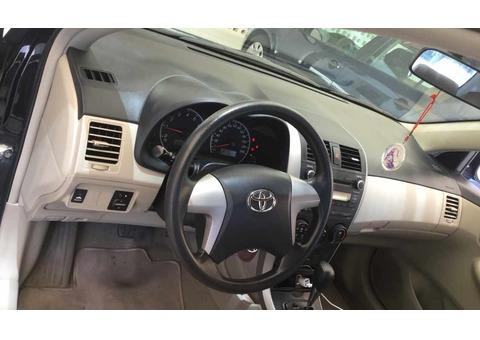 2013 Toyota Corolla 1.8L. XLI