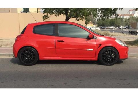 2009 Renault Clio Sport 2.0 L