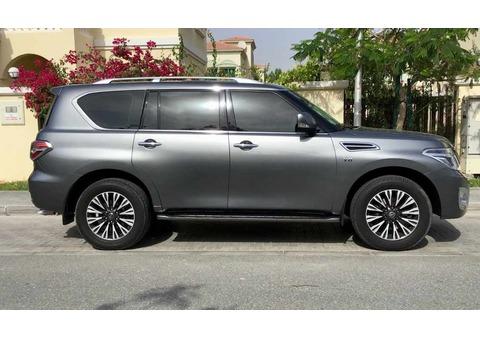 2017 Nissan Patrol Titanium