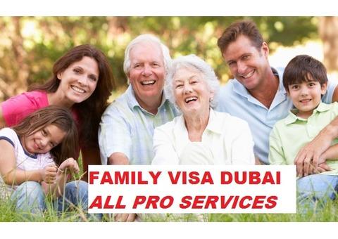FAMILY VISA UAE